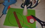 Ёлка из бумаги — 5 вариантов как сделать