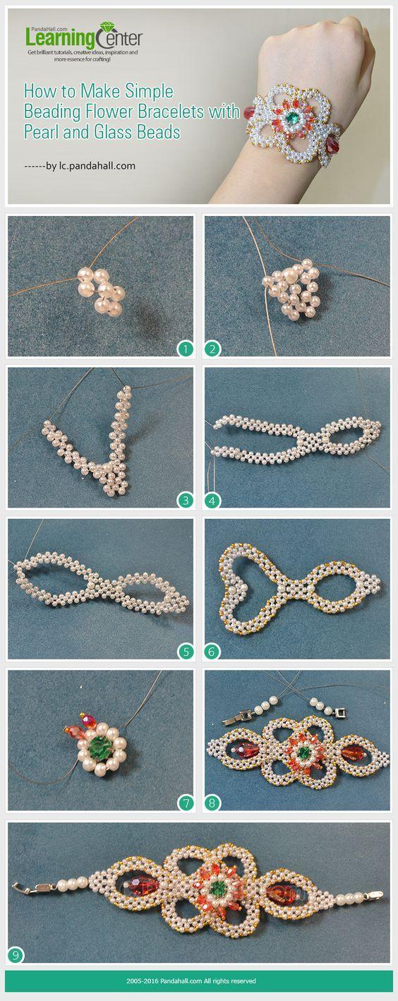 Украшение бисероплетение браслеты из булавок булавка английская