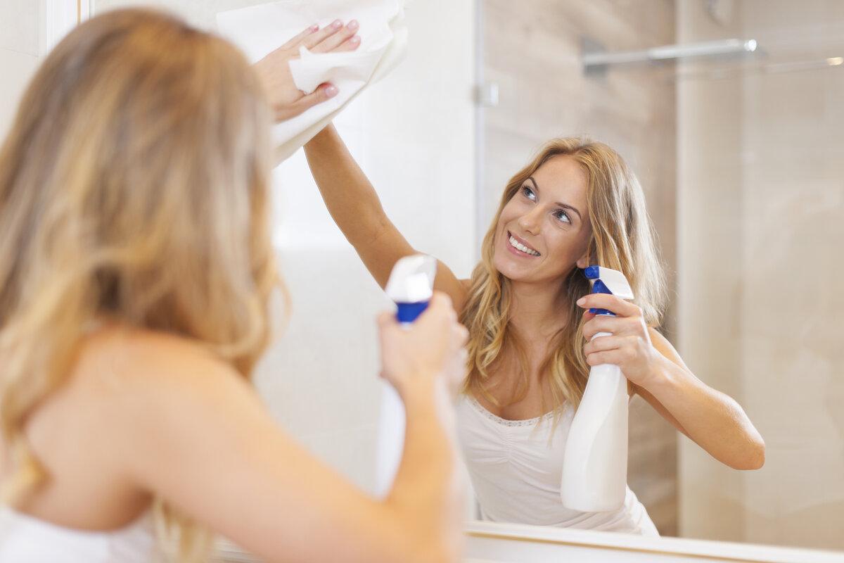 Как сделать так, чтобы зеркало в ванной не запотевало