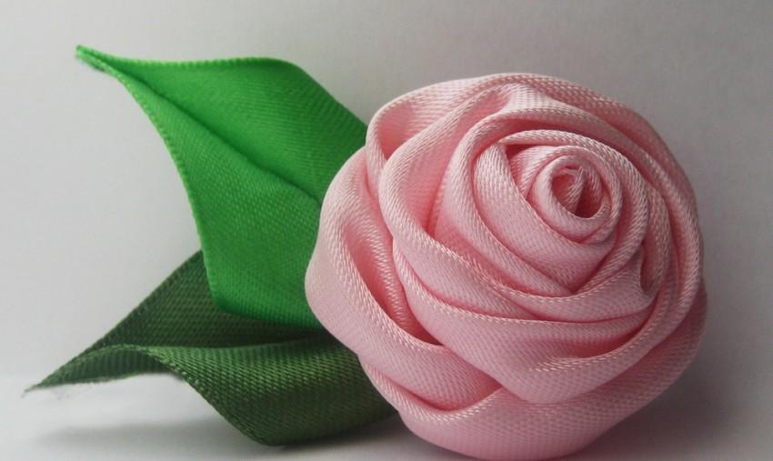 Цветы из ткани своими руками, как сделать, пошаговая инструкция