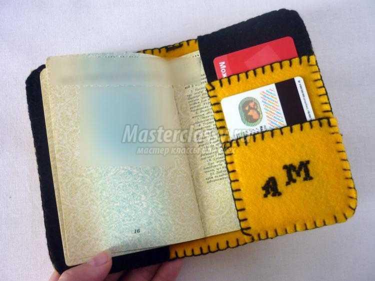 Обложка для паспорта своими руками из фетра, из ткани, из кожи, в технике скрапбукинг и декупаж, видео и фото