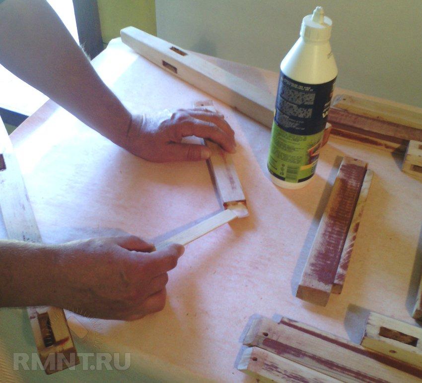 Как отреставрировать старый стол своими руками (35 фото): реставрация стеклянного журнального столика и и деревянного письменного