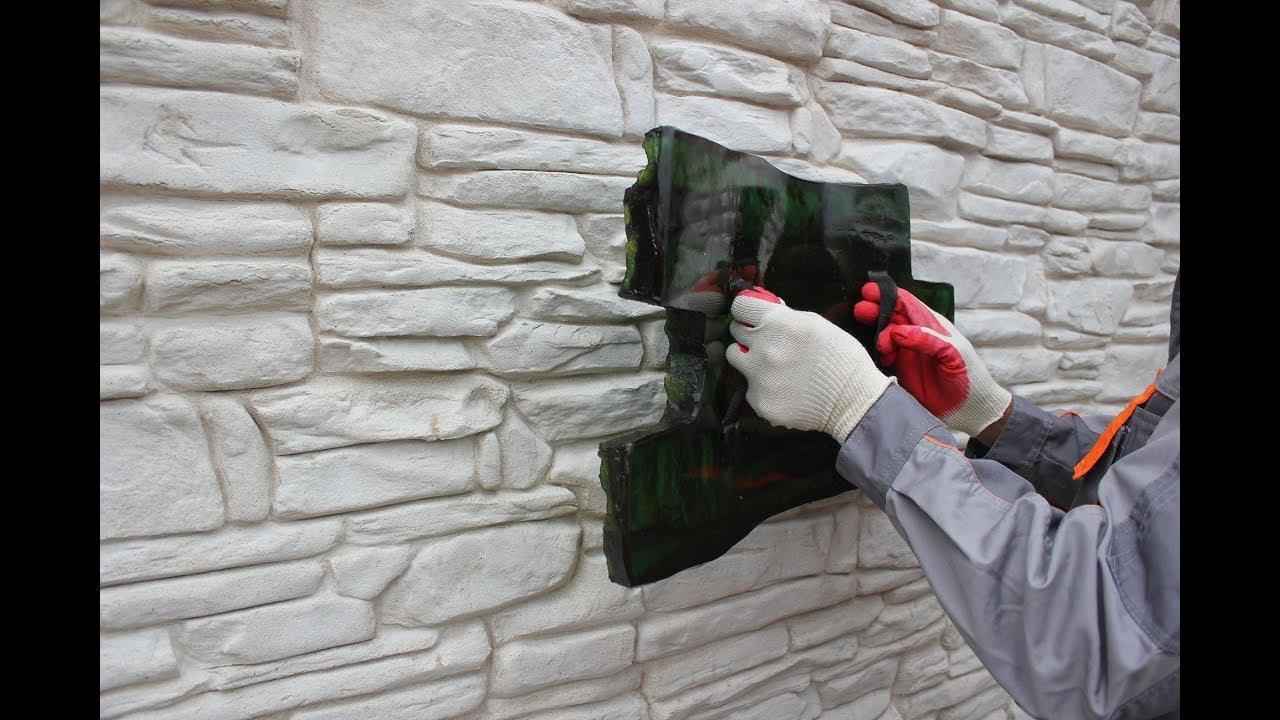Штукатурка под дикий камень своими руками. декоративная штукатурка под камень для имитации каменной кладки