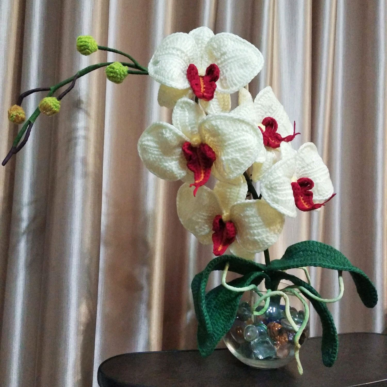 Цветы из холодного фарфора своими руками (пошаговое фото)