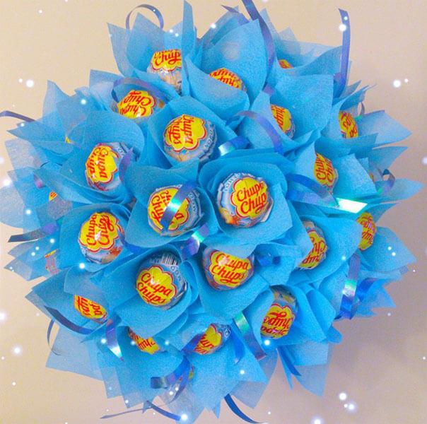 Красивые букеты из конфет своими руками - мастер-классы, фото идеи, советы