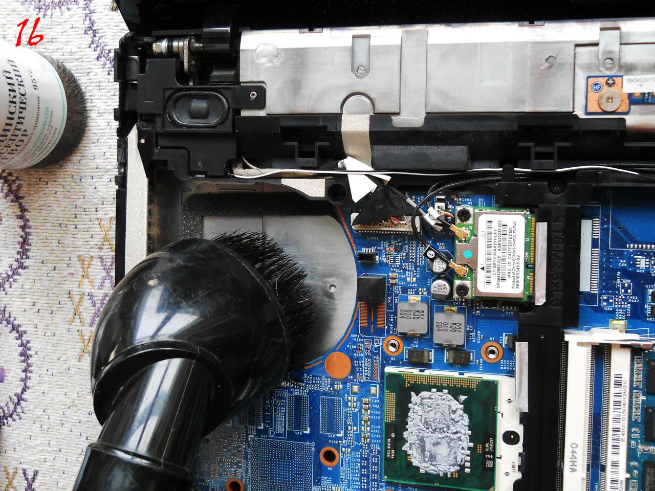 Как почистить ноутбук от пыли - как самому очистить вентилятор и клавиатуру?