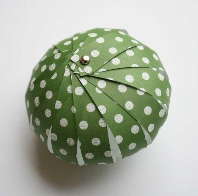 4 способа, как сделать шар из бумаги своими руками: объемный, новогодний, воздушный (из различных простых материалов)