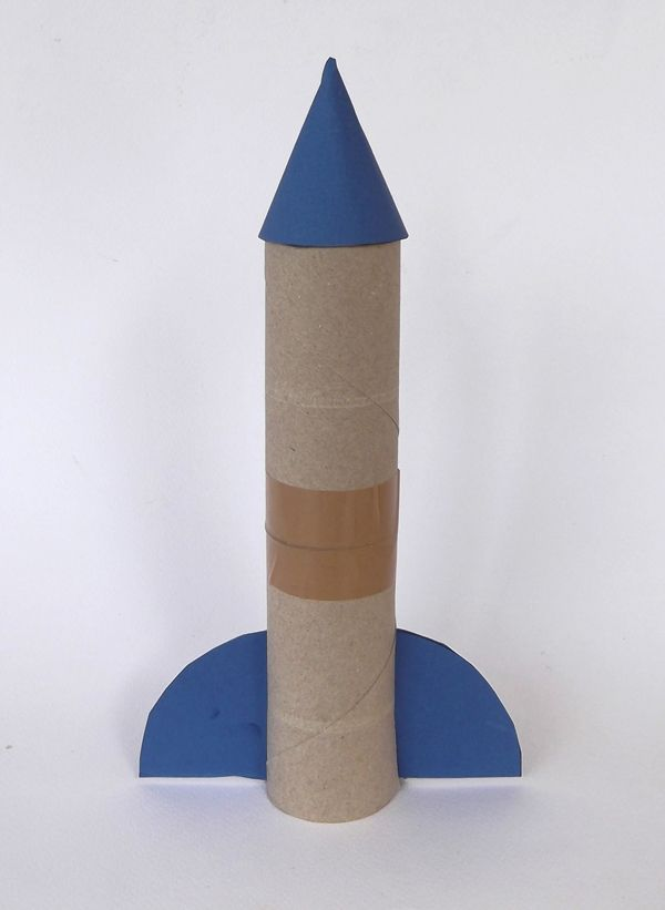 Ракета из бумаги: 3 способа как сделать своими руками с пошаговыми фото