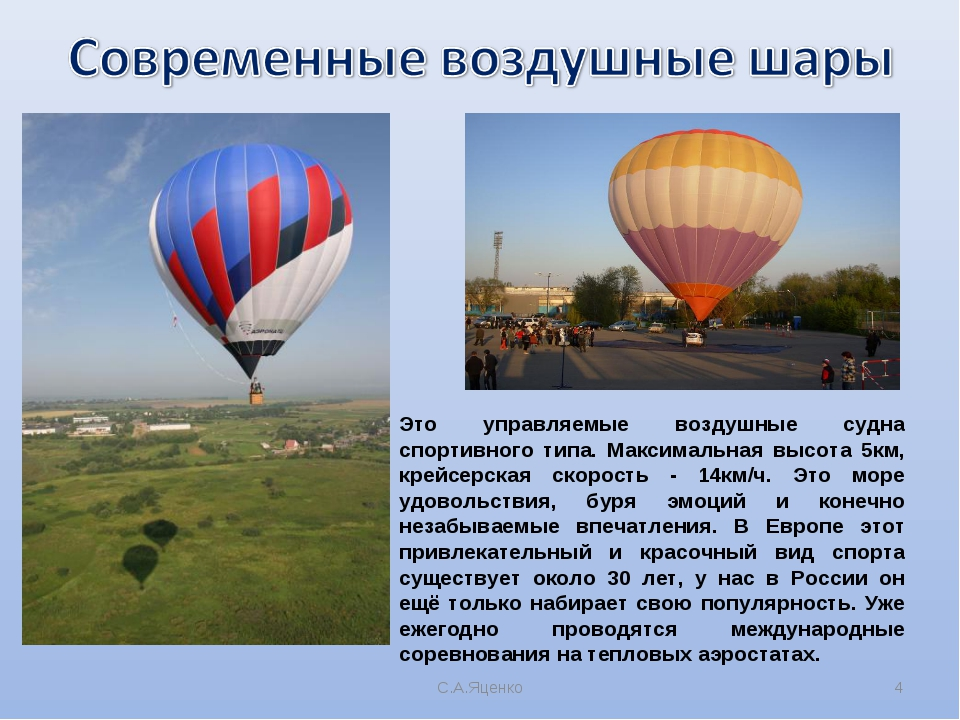 Как управлять воздушным шаром | техкульт