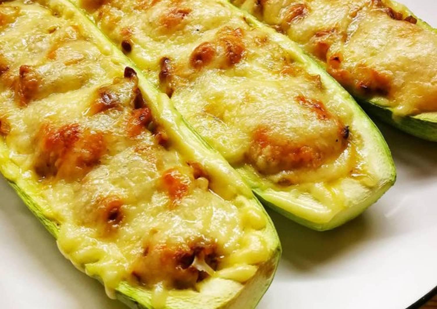 Самые популярные рецепты диетических блюд из кабачков