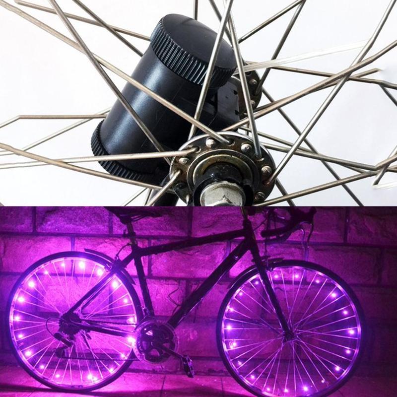 Делаем подсветку на велосипед из светодиодной ленты