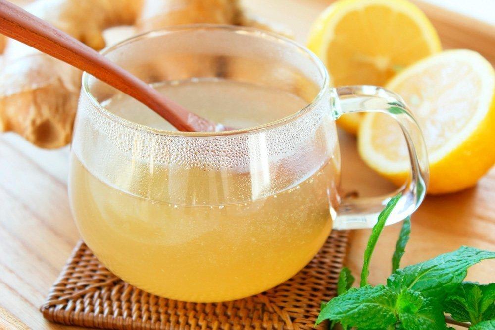 Напиток с медом, корицей и лимоном – трио на бис