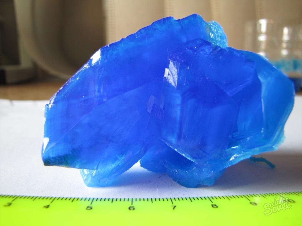 Как вырастить кристалл в домашних условиях из медного купороса, соли, лимонки: пошаговые инструкции