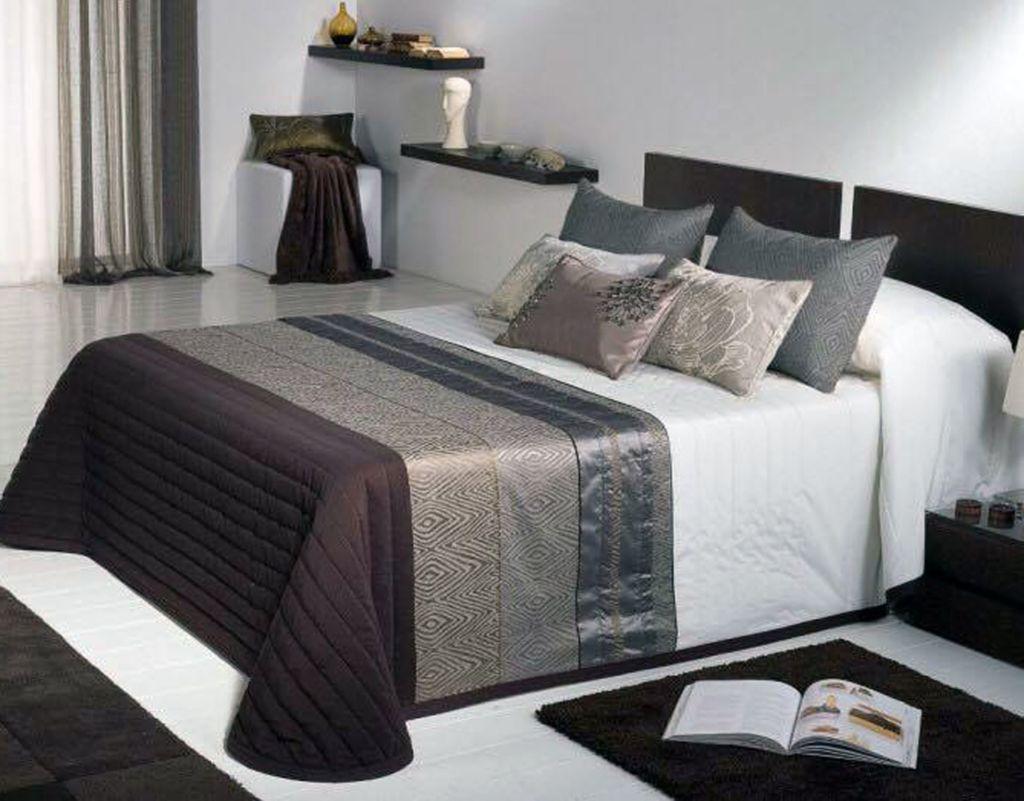 Покрывало на кровать в спальню в современном стиле, красивые новинки, как выбрать покрывало на кровать
