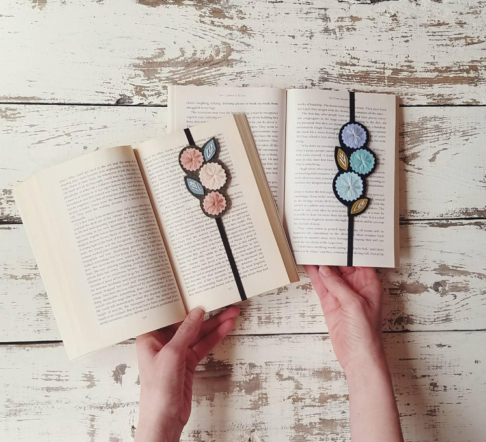 Закладки для книг своими руками из бумаги (шаблоны и инструкции внутри)