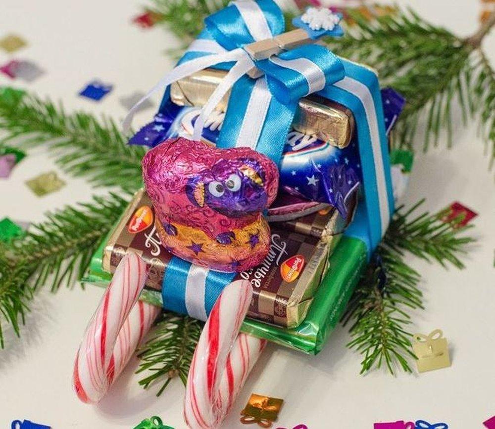 Новогодние подарки своими руками: как сделать оригинальные новогодние сувениры из подручных материалов своими руками