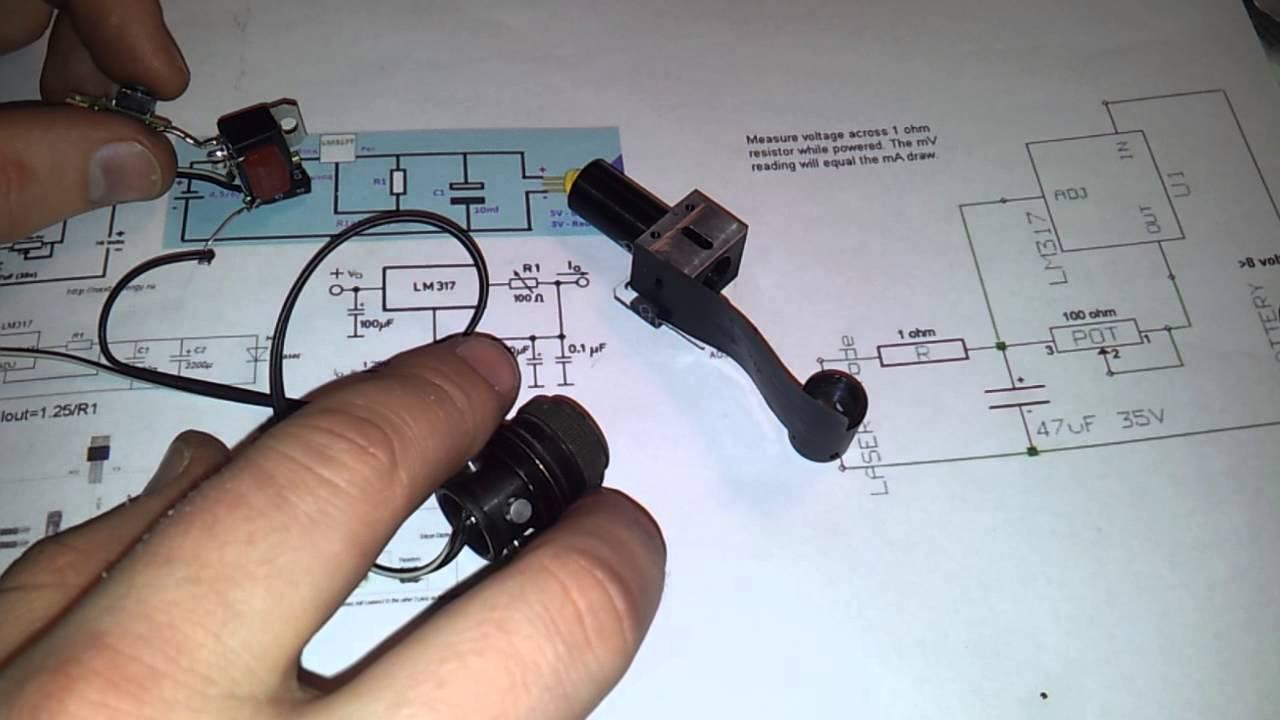 Делаем лазер из dvd привода своими руками в домашних условиях