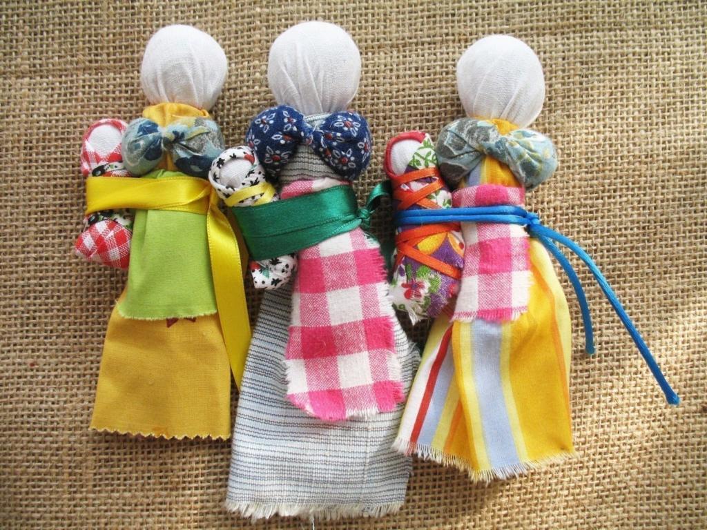 Кукла-оберег своими руками: значение, как сделать из ткани и ниток, мастер-класс