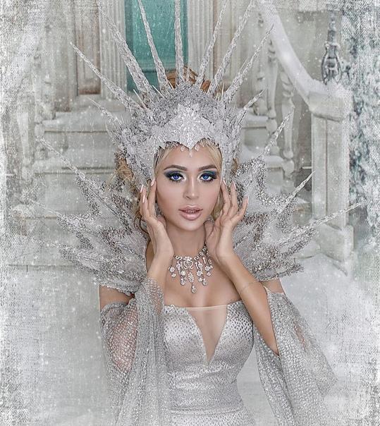 Как сделать корону для снежной королевы своими руками из бумаги, картона, бисера и проволоки: выкройки, схемы, фото красивых работ