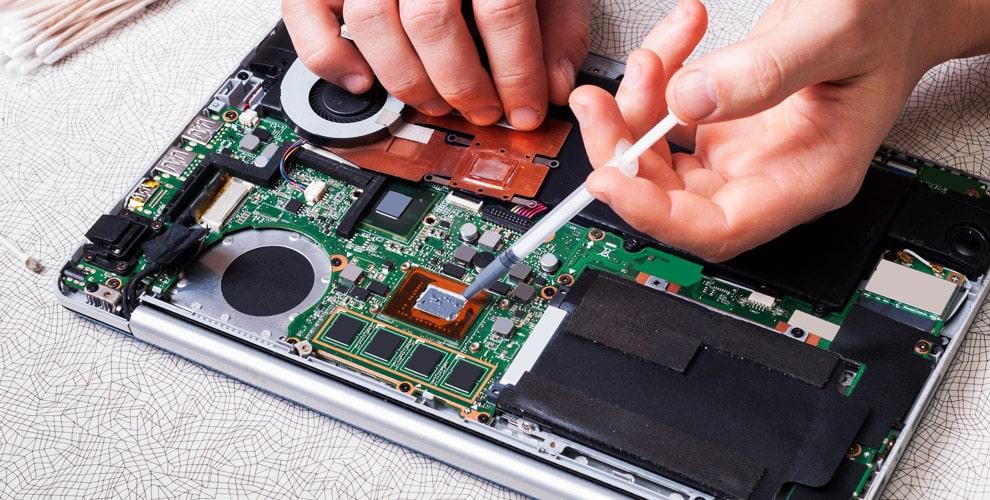 Простой способ почистить ноутбук от пыли