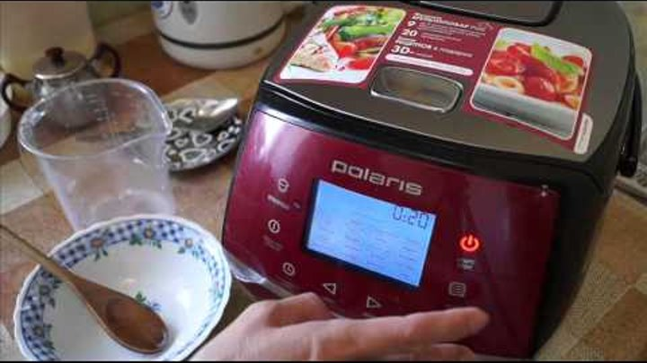 Polaris 0512 постоянно убегает молоко, когда варю рисовую молочную кашу((