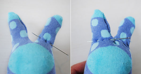 Зайчик из носка своими руками | мастерим руками | яндекс дзен