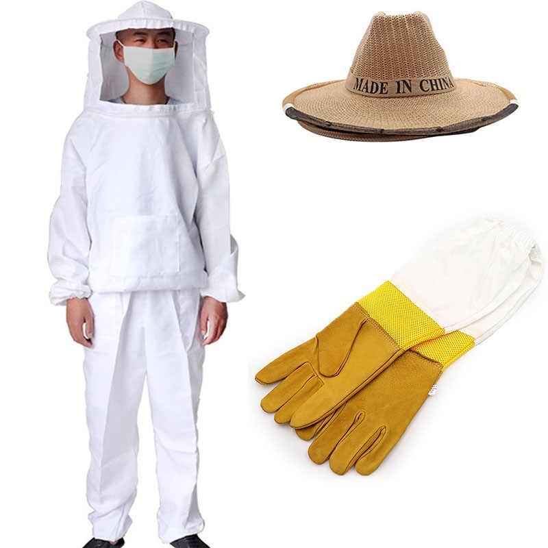 Как выбрать специальную одежду для пчеловода