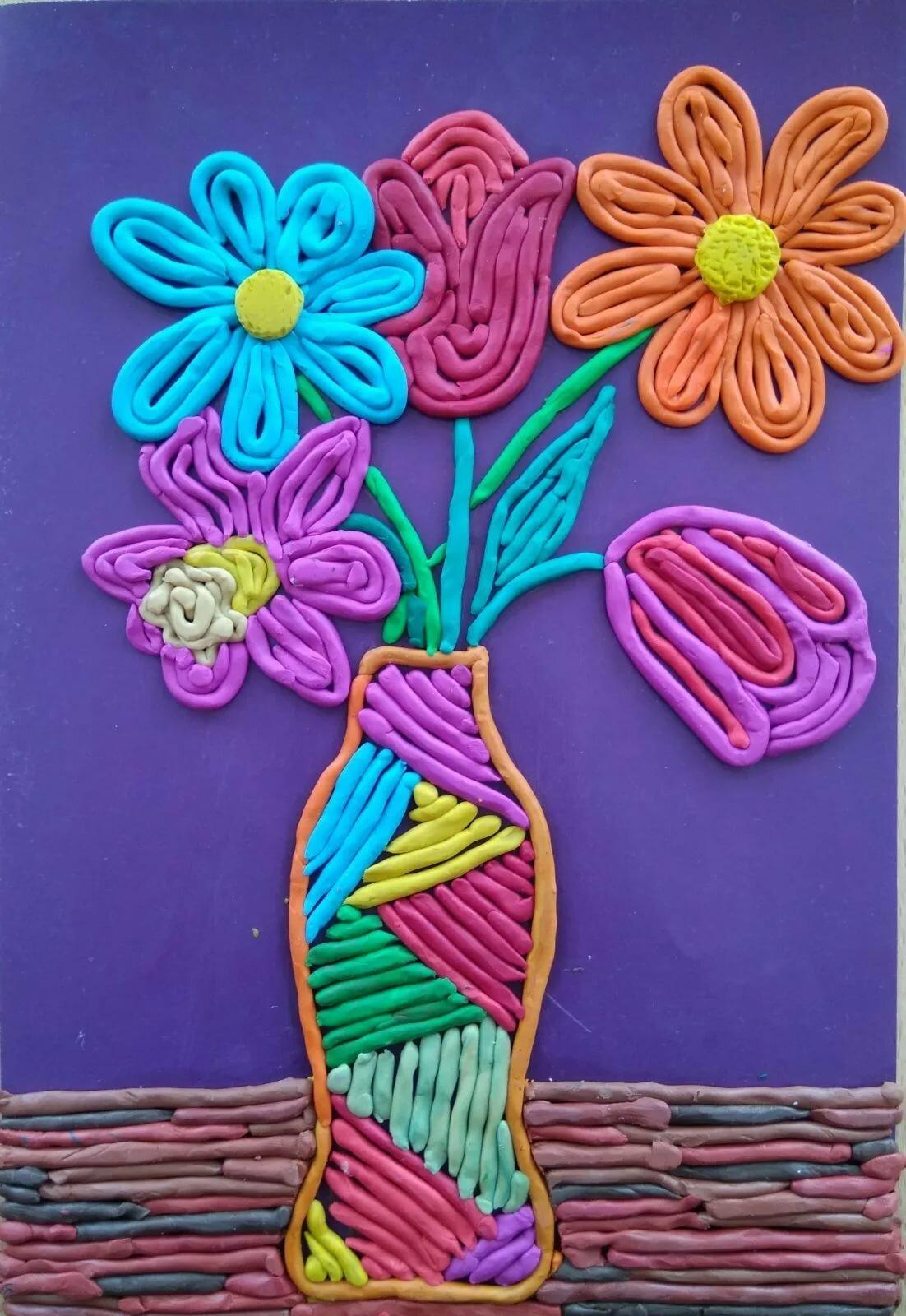 Пластилиновая живопись как способ выразить себя творчески