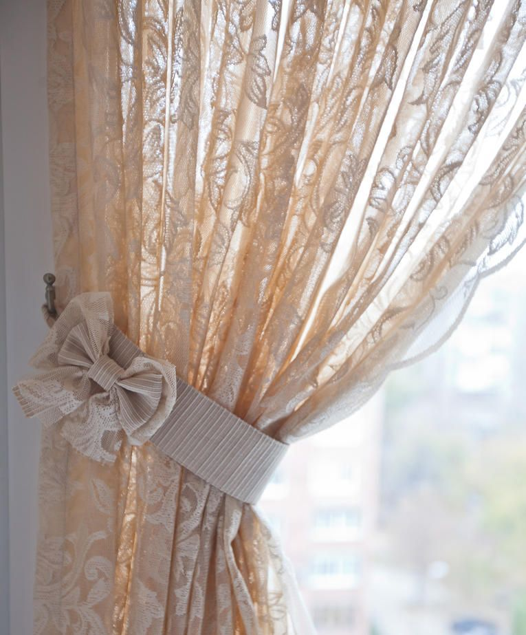 Красивые подхваты для штор – 31 фото: какие выбрать подхваты для штор в гостиную, 31 фото-идей в интерьере ? большая подборка фотографий. советы по оформлению интерьера