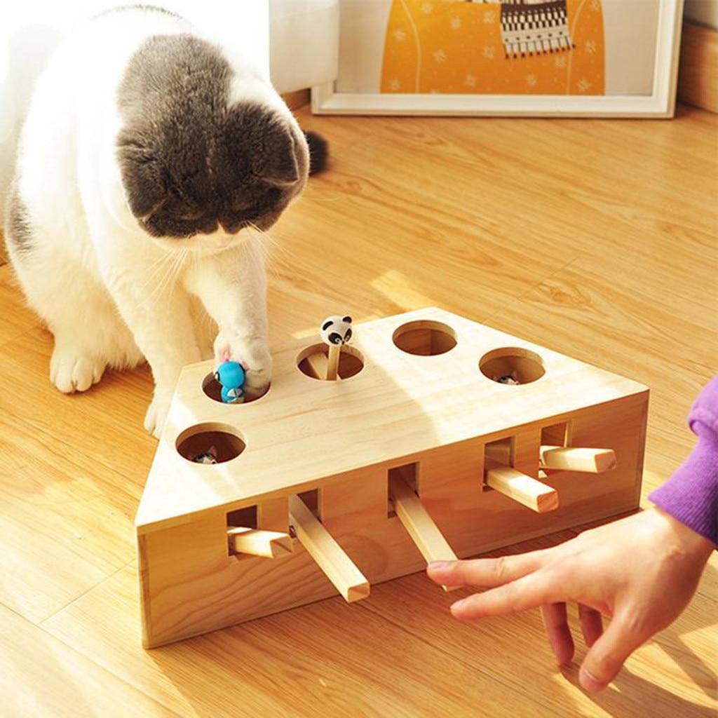 Как сделать игрушку для кота своими руками – фото и видео