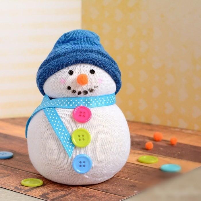 Снеговики своими руками (мастер-класс): топ-100 фото лучших идей от мастериц. (инструкция + видео)