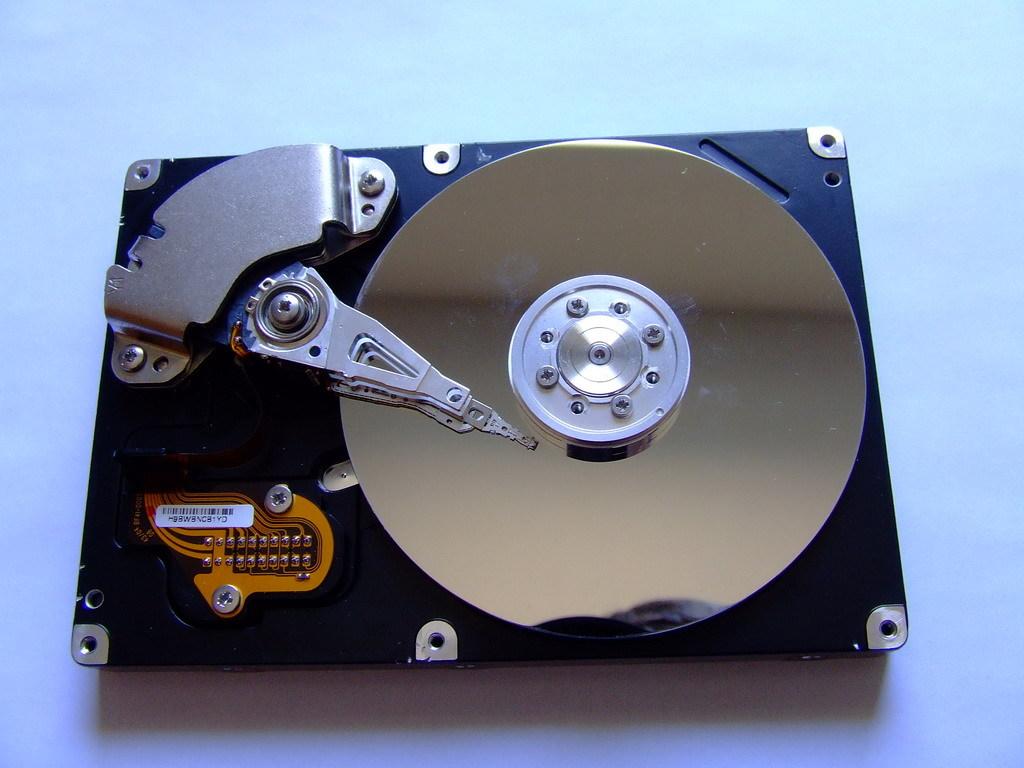 Компьютерра: вибрации - бой! боремся с вибрацией жёсткого диска