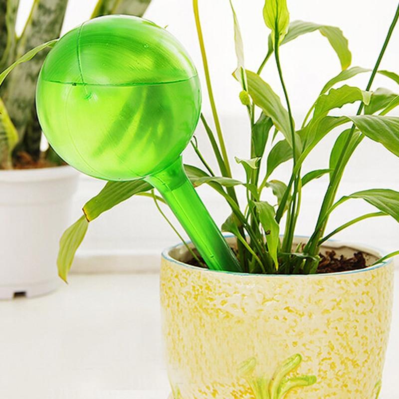 Системы автополива комнатных растений – покупные и самодельные