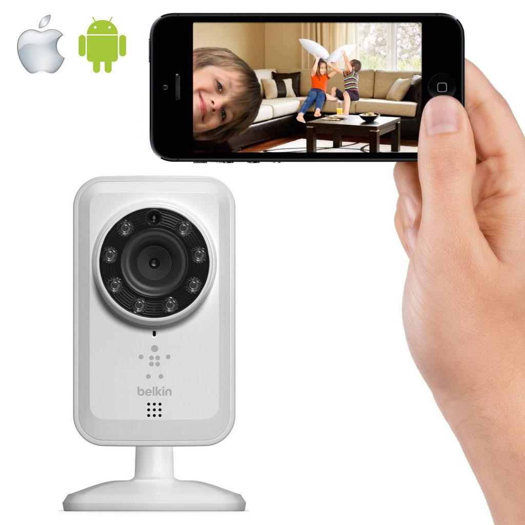 Видеонаблюдение через веб-камеру | портал о системах видеонаблюдения и безопасности