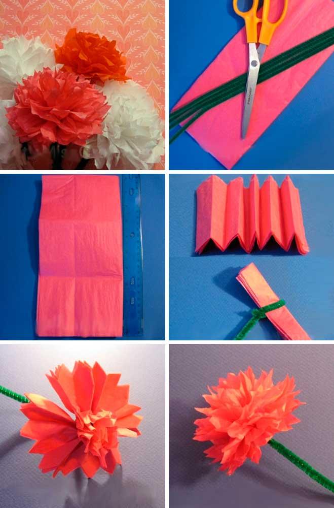 Гвоздики из бумаги своими руками, мастер-класс пошагово, схемы и шаблоны, как сделать бумажные гвоздики своими руками