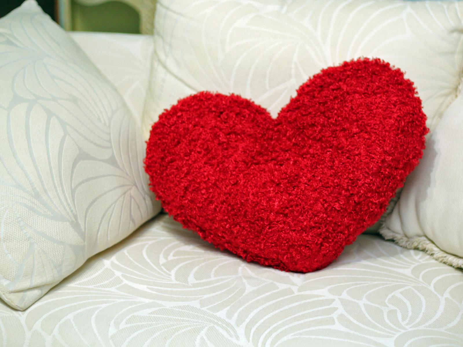 Подушка сердце: день святого валентина, мастер-класс, своими руками, день всех влюбленных