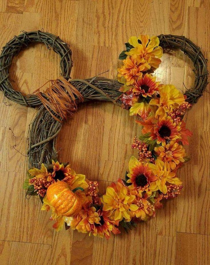 Как сделать веночек из листьев своими руками. как сплести на голову венок, шапочку, тюбетейку и корону из листьев. осенние венки своими руками
