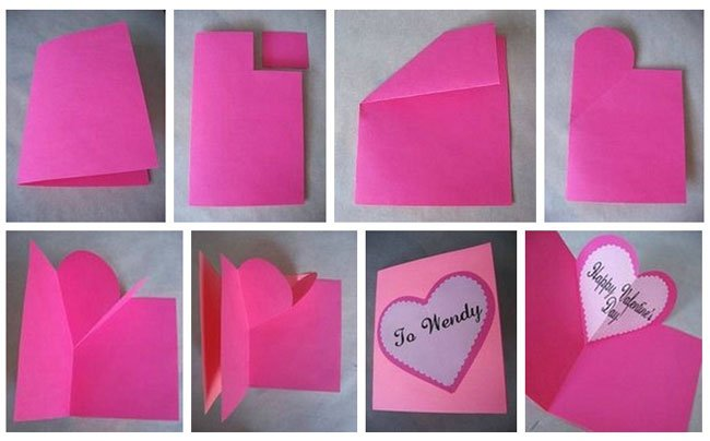 Валентинки своими руками – идеи оригинальных подарков к празднику 14 февраля