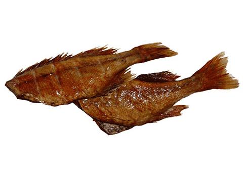 Рецепт приготовления морского окуня горячего копчения