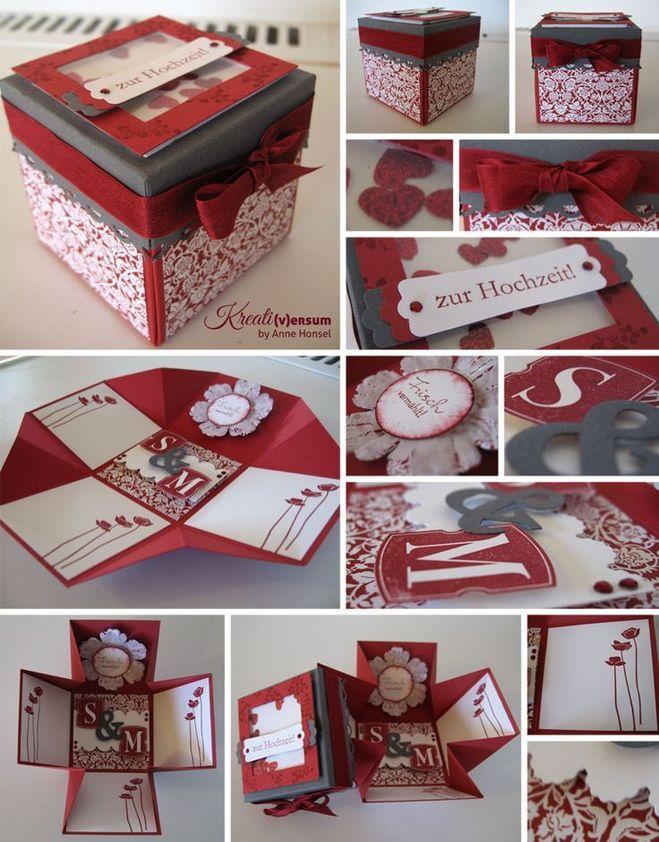 Подарочная коробка своими руками: как сделать маленькую или большую коробочку для подарков