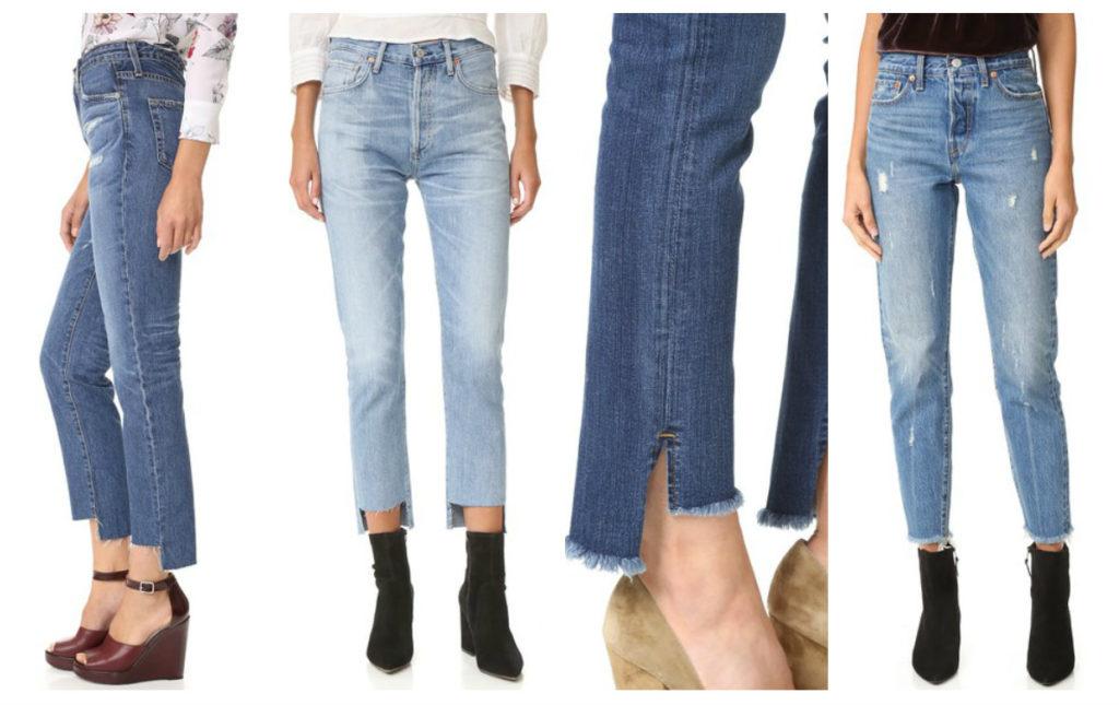 Как обрезать и подшить джинсы - подружки - медиаплатформа миртесен