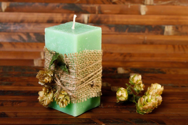 Как украсить свечи бисером - женщина-жизнь - 2020