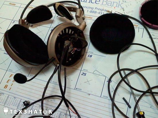 Как заменить штекер в наушниках с 3-4 проводами с микрофоном и без